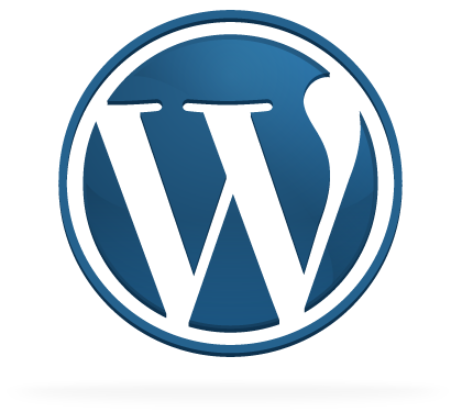 Wordpress-logga